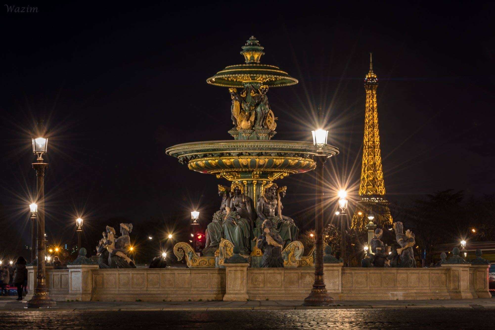 Place De Concorde, Paris