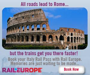 Italy Rail Pass 300×250