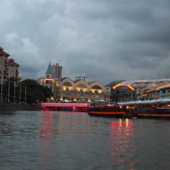 River Cruise, Singapore