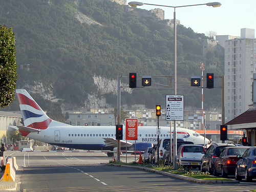 The Airport Gibraltar