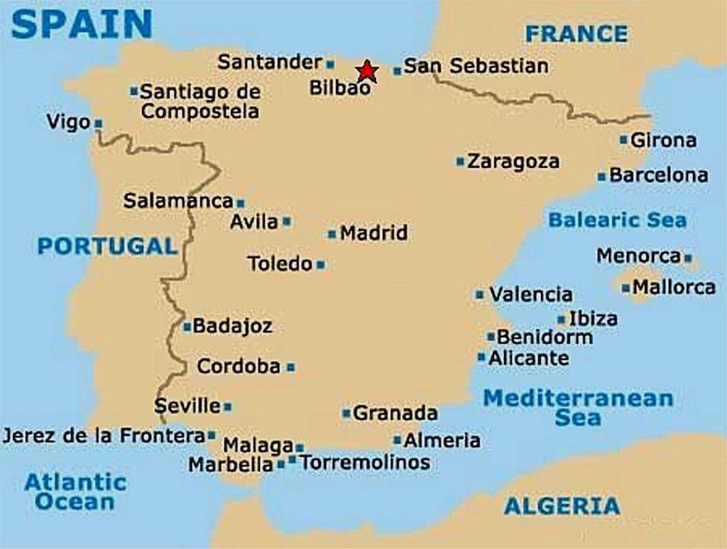Bilboa, Spain