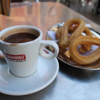 Hot Chocolate n Churro Spain
