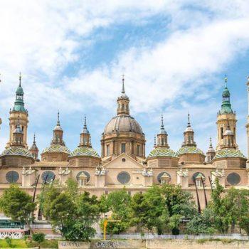 Lady of the Pillar, Zaragoza Spain