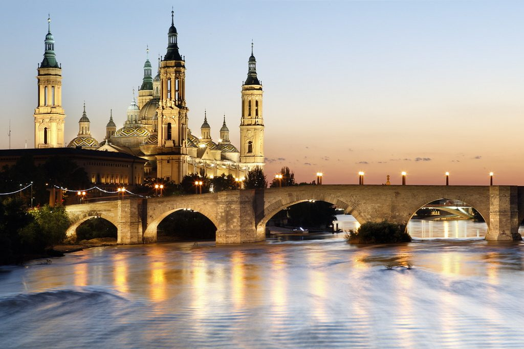 The Story Bridge, Zaragoza Spain
