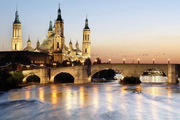 The Story Bridge, Zaragoza Spain