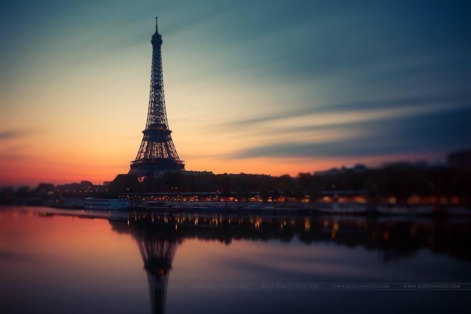 Solo Travel Paris