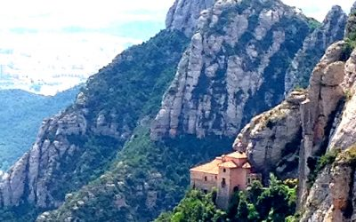 Why Visit Magnificent Mountain Montserrat, Barcelona, Spain