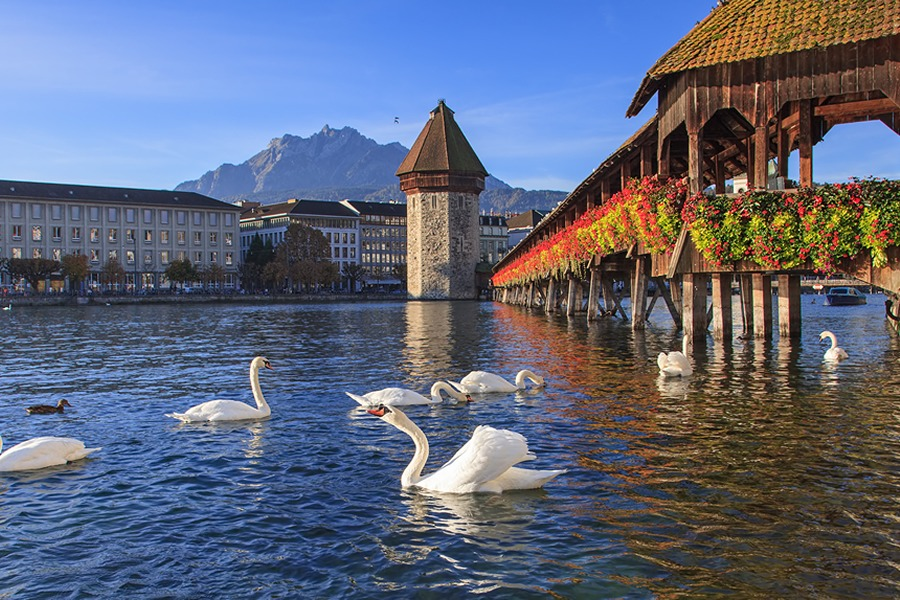 Why visit Lucerne,Switzerland