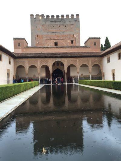 Secrets of Granada, Spain