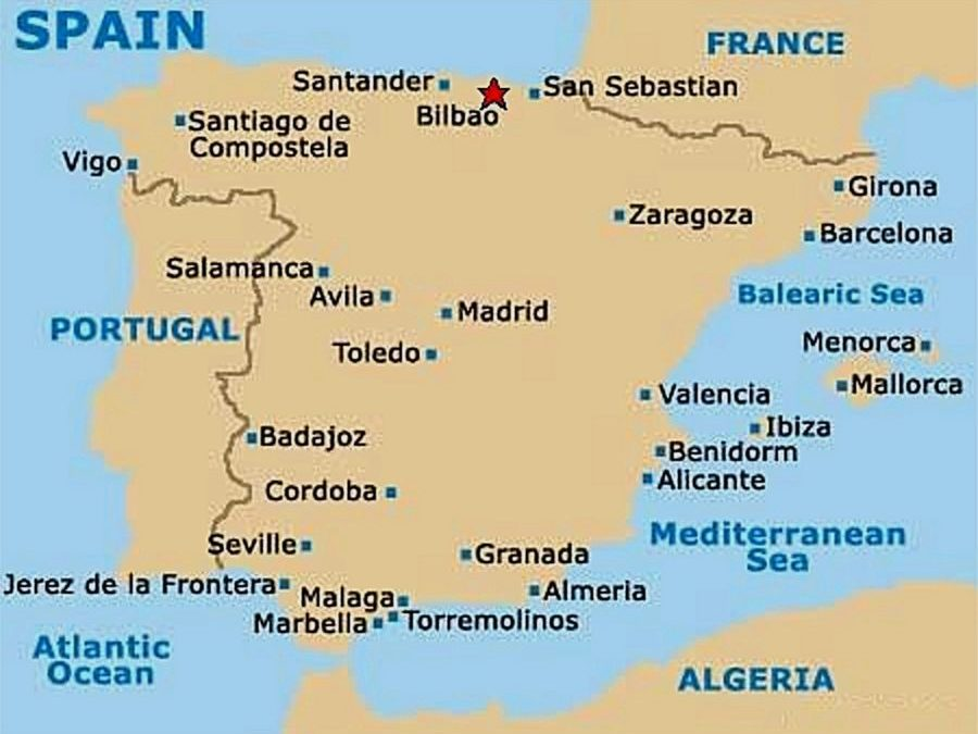 15-Day Itinerary for North of Spain
