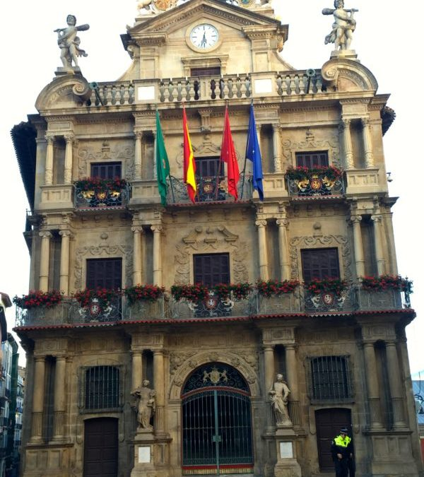 Secrets of Pamplona, Spain