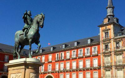Madrid City Centre, Walking tour