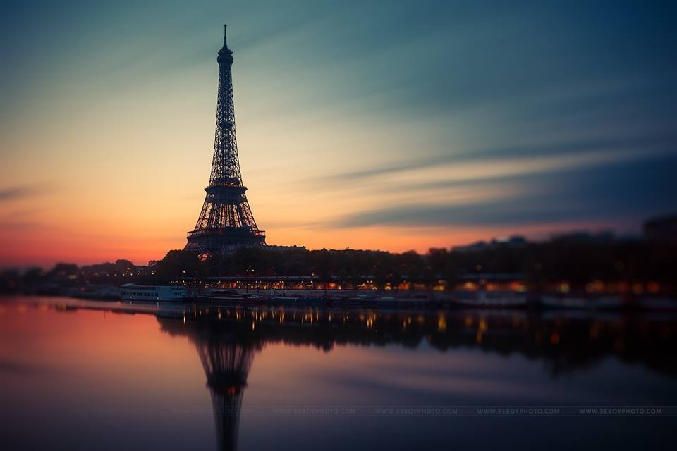 Solo Travel to Paris and enjoy the sights of France