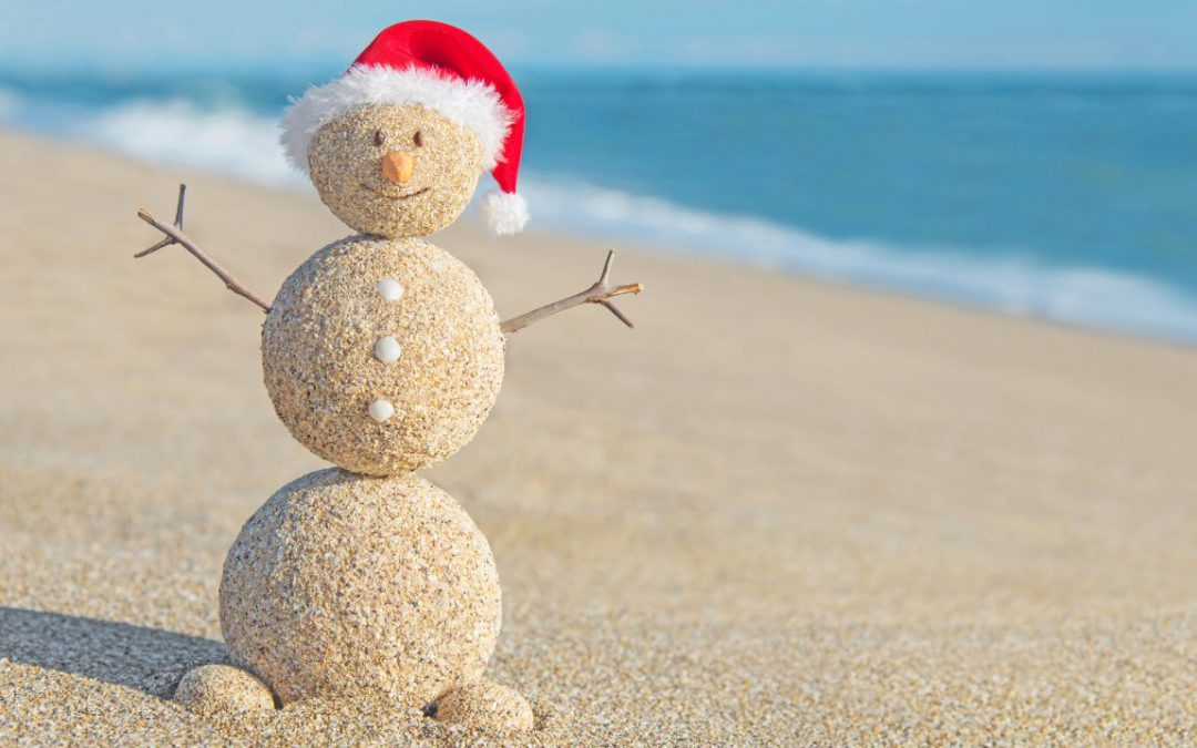 5 Destinations Where You Can Celebrate Christmas On The Beach