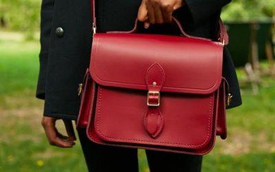 A Female Solo Traveler's Handbag