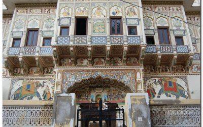 Why visit Mandawa, Rajasthan, India
