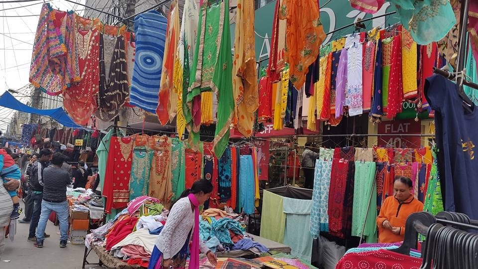 Jaipur, India's colourful markets and streetscapes