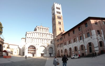 7 Things you must do when in Lucca, Tuscany. Italy