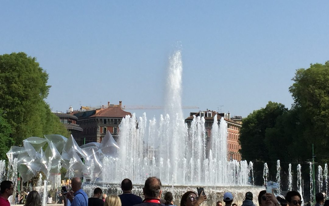 Travel to Milan, Italy