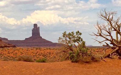Historical Monument Valley