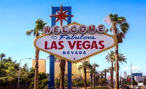 Highs and Lows of Las Vegas, USA