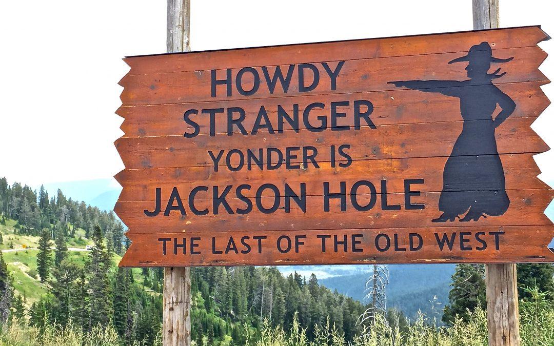 Travel to Jackson Hole, Wyoming