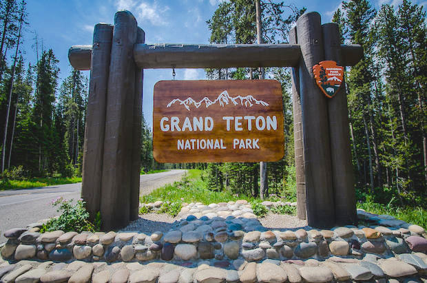 Discover The Beauty Of Grand TETON National Park